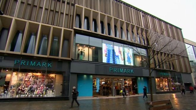 Primark Newcastle - absolutely huge