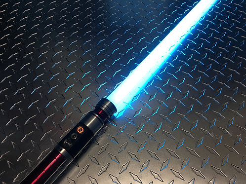 """Scarlett Revenge"" PRIZM v5 Powered Custom Saber *SOLD*"