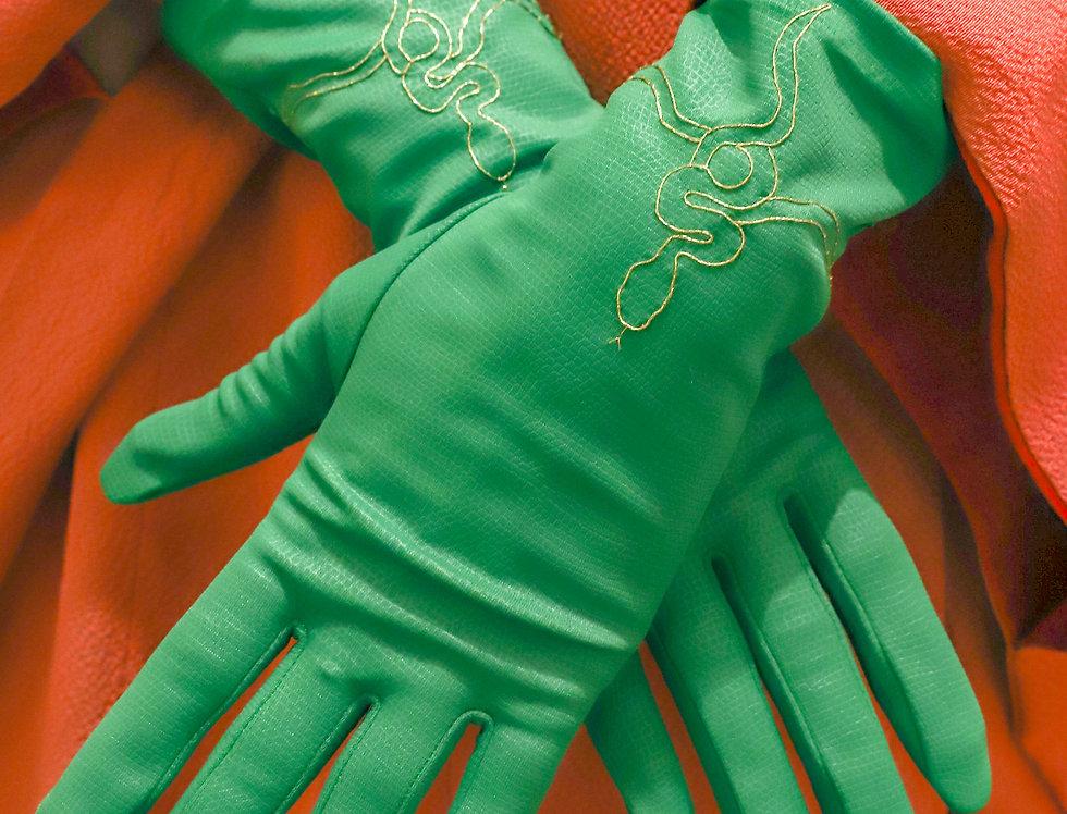 Serpent Gloves