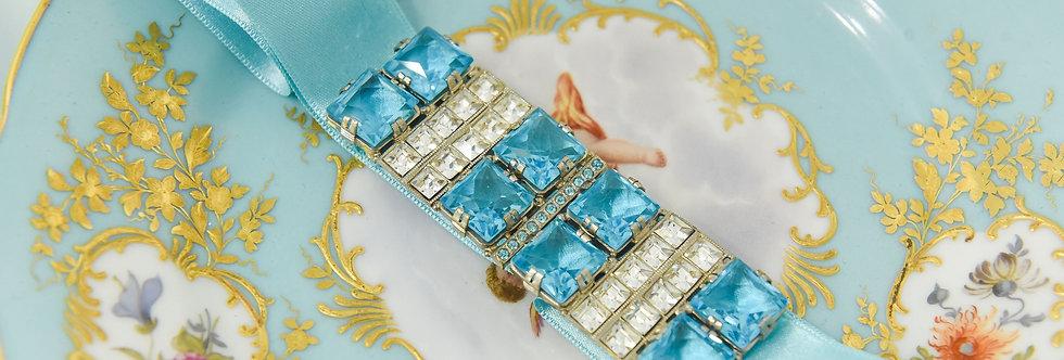 Something Blue Bridal Belt