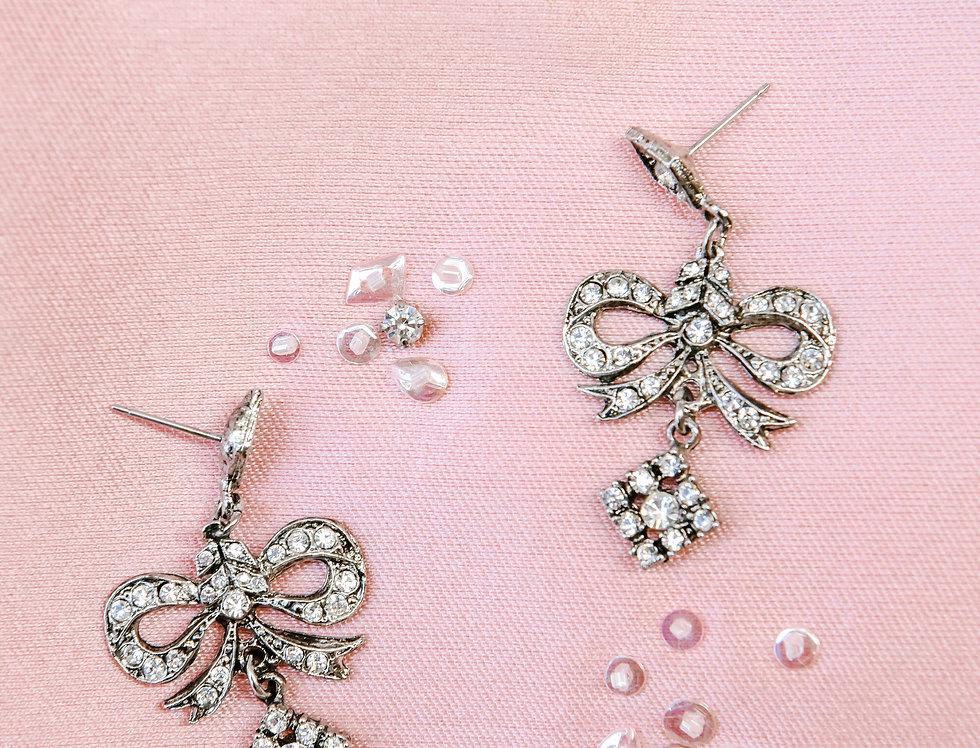 Petite Bow Earrings