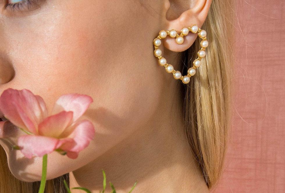 Venus Pearl Earrings