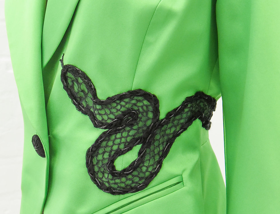 Christian Dior Serpent Blazer