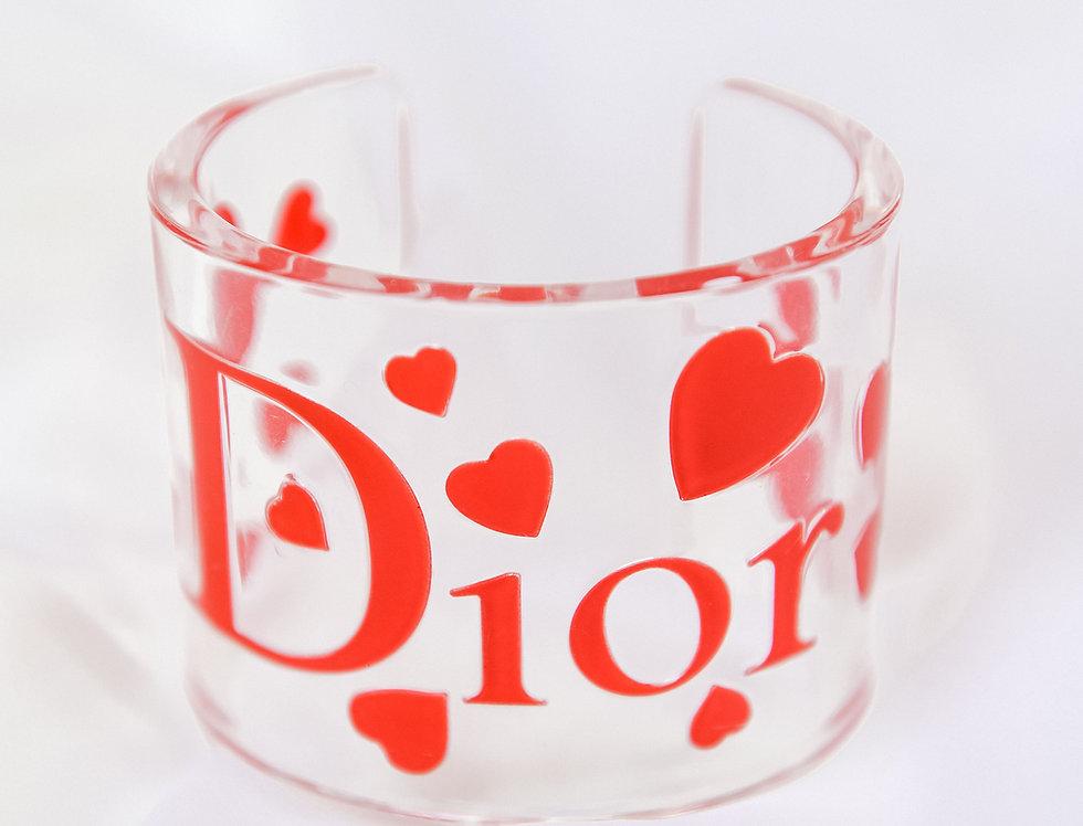 Dior Heart Bracelet