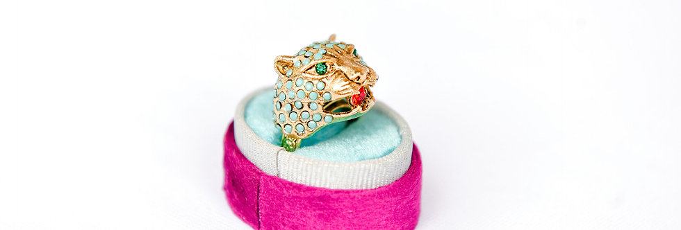 Queen of the Jungle Ring
