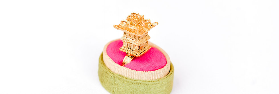 Pagoda Ring