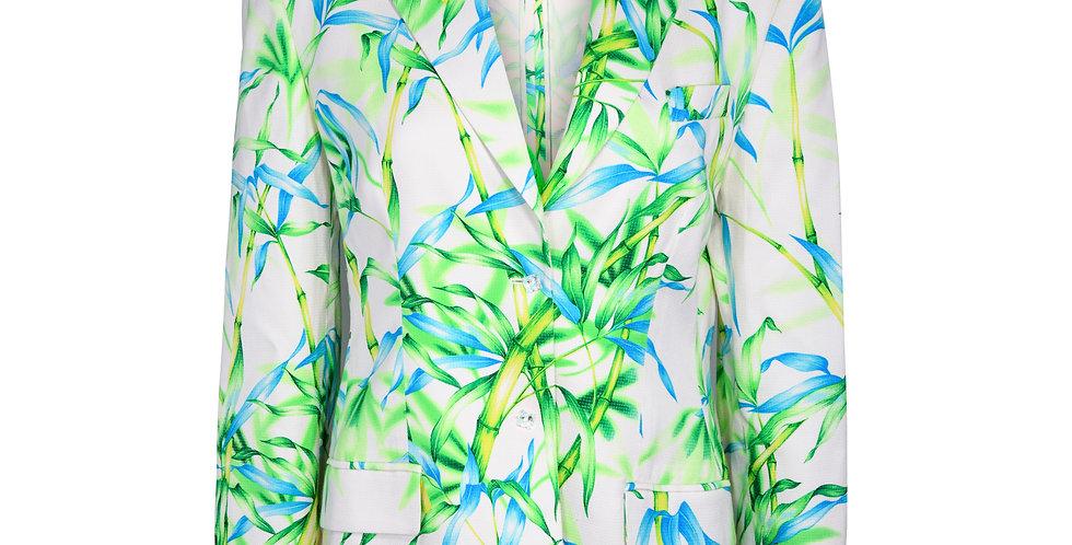 Vintage Versace Tropical Jacket