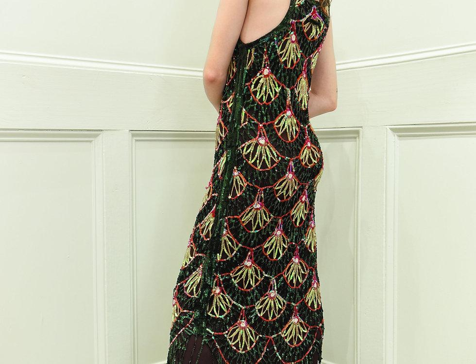 Vintage Jean Paul Gaultier Sequin Gown