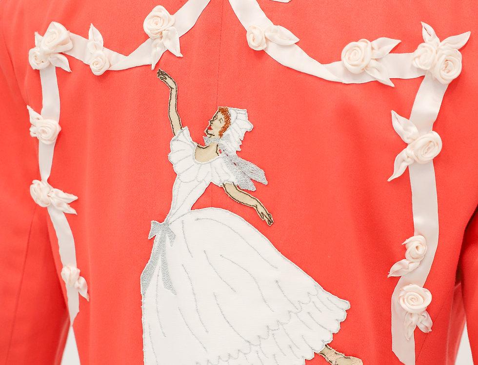 Degas Dreams Christian Dior Ballerina Blazer
