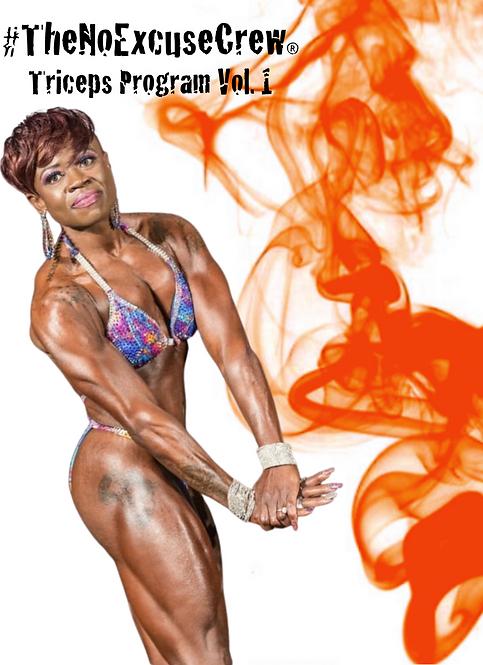 Triceps Program Vol. 1