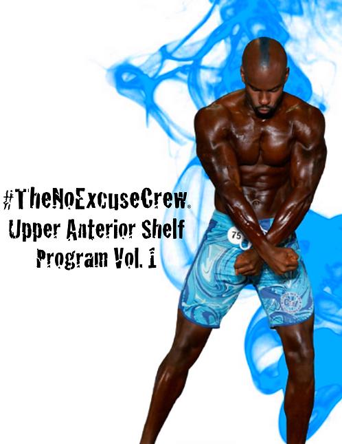 Upper Anterior Shelf Program Vol. 1