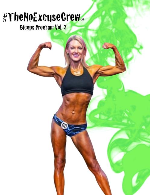 Biceps Program Vol. 2