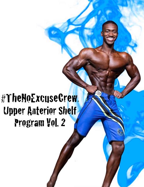 Upper Anterior Shelf Program Vol. 2