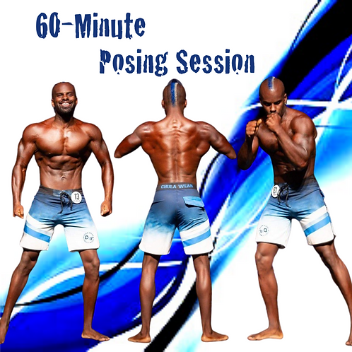 60 Minute Posing Session
