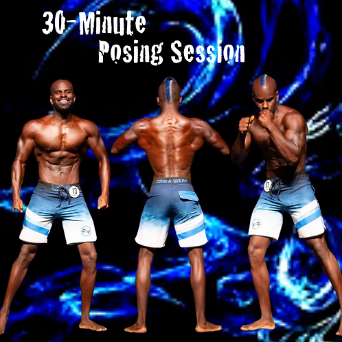 30 Minute Posing Session