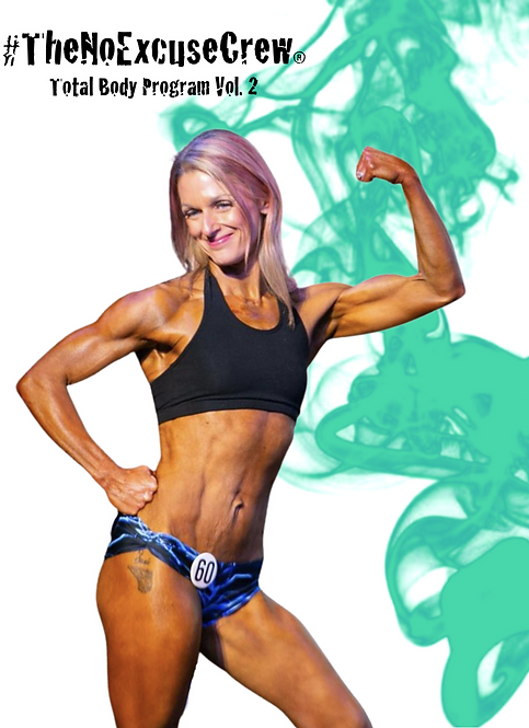 Total Body Program Vol. 2