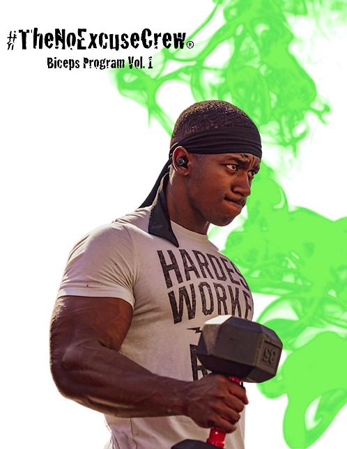 Biceps Program Vol.1