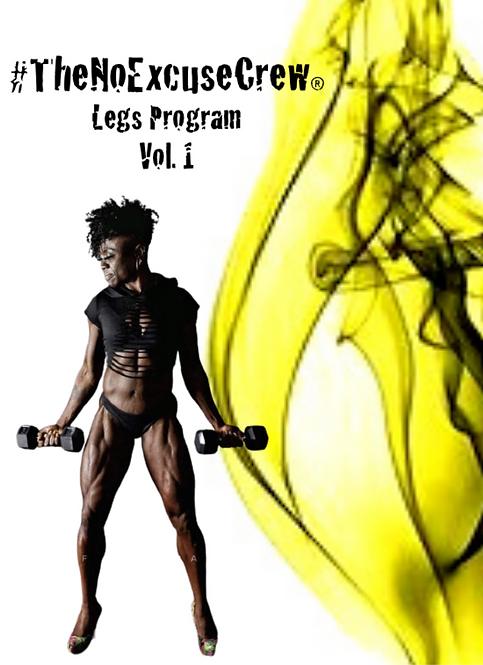 Legs Program Vol.1