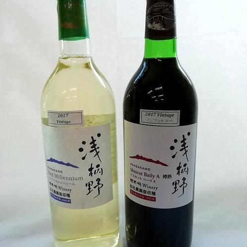 琵琶湖winery 浅柄野ワイン2本セット