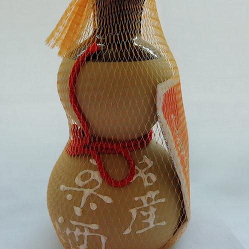 近江の名産 桑酒(瓢箪)