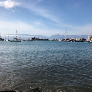 Bucht von Mindelo