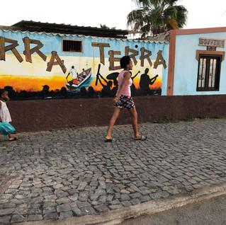 Häuser in Palmeira.