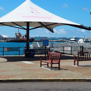 Der Royal Naval Dockyard der Bermudas: Home of the 2017 America's Cup