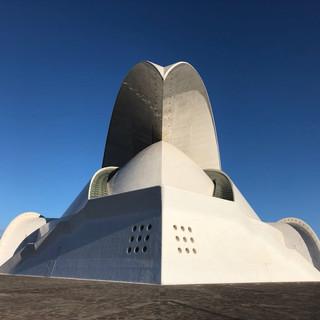 Das Auditorio von Calatrava