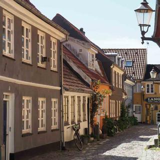 Enges Gässchen in Aalborg