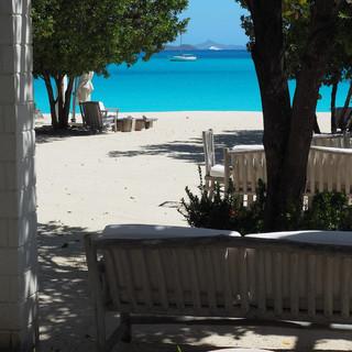 ... trotz wunderschönem Ausblick auf die Tobago Cays.