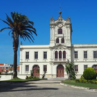 Der Pferdestall des Palacio Sotto Mayor