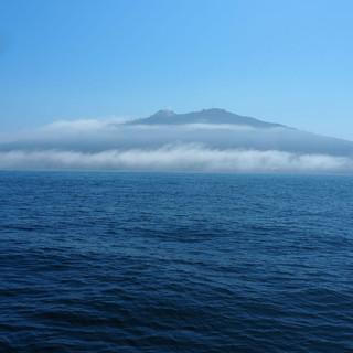 Auf der Weiterfahrt nach Portugal hüllte der Nebel nicht nur uns ein.