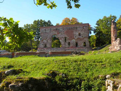 Viljandi: Ruine