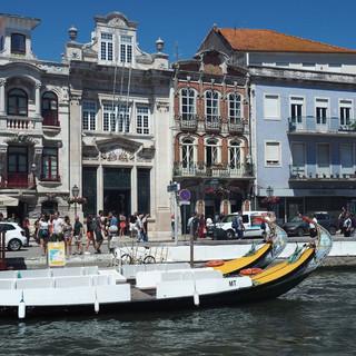 Portugisischer Jugendstil-Häus
