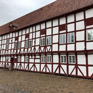 Aalborghus, das Schloss in der Stadt