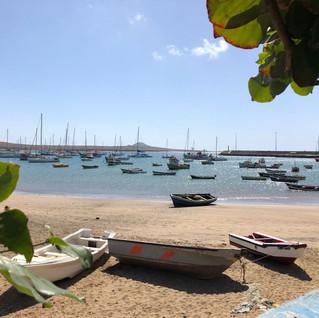 In der Bucht von Palmeira wird geankert. Wir waren dabei.