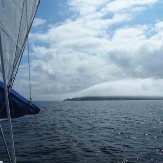 Wunderbare Wolkengebilde, was sollten sie für uns bedeuten?