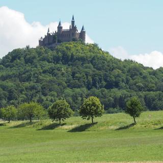 Burg Hohenzollern...