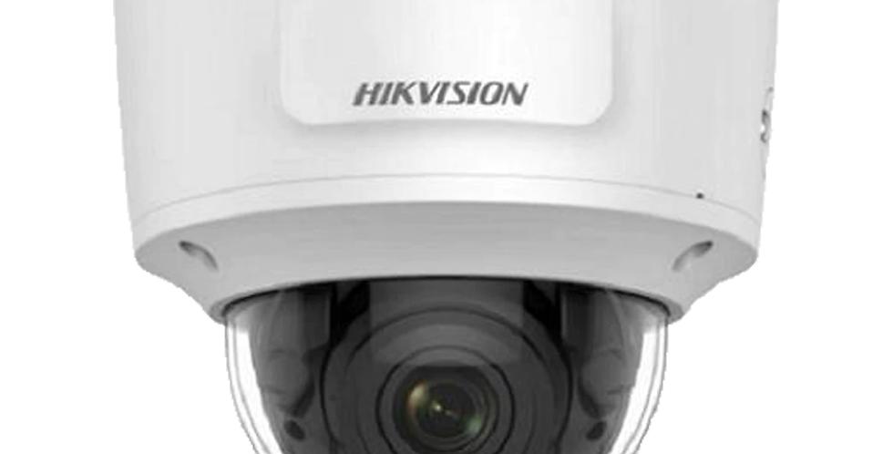 Buy online Hikvision 2MP Darkfighter Indoor Varifocal Dome IP Camera (DS-2CD5126G0-IZS)