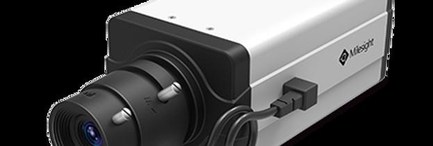 Buy online MS-C5351-(E)PB Milesight 2MP/3MP/4MP/5MP H.265+ Auto Back Focus Pro Box Network Camera