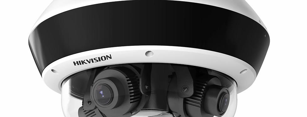 Buy online Hikvision 4-Directional (4x5MP) Multisensor Network Camera (DS-2CD6D54FWD-IZHS)