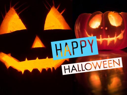 Happy Halloween! TOP 5 security tips!