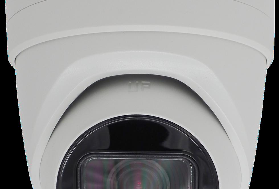 Buy online Hikvision 6 MP Outdoor Motorised-Zoom Turret IP CCTV Camera (DS-2CD2H63G0-IZS)