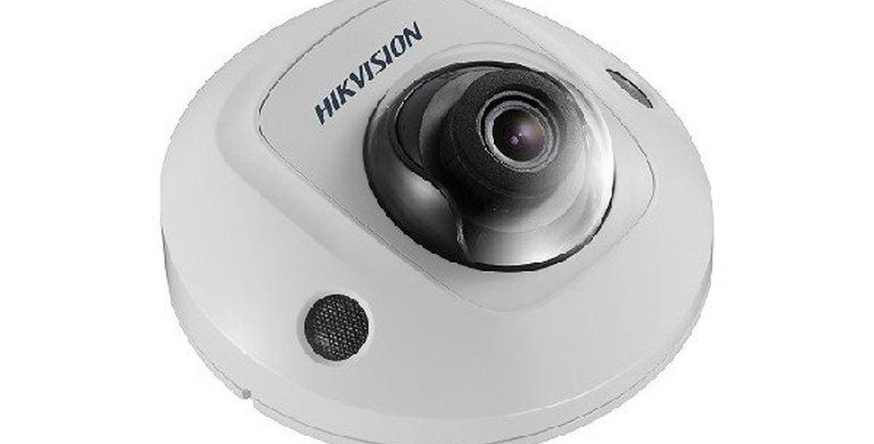Buy online Hikvision 5 MP IR Fixed Mini Dome PoE IP Camera (DS-2CD2555FWD-IS)