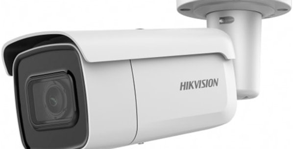 Hikvision Acusense 2 MP IP Camera with built-in speaker (DS-2CD2T26G1-4I/SL)