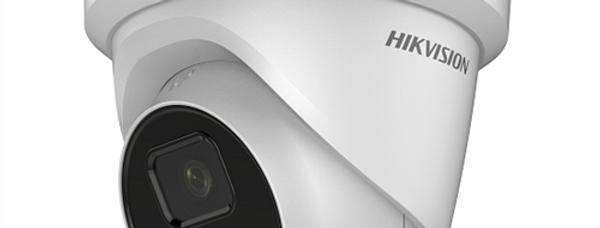 Buy online Hikvision 2 MP Indoor Turret Network Camera (DS-2CD2326G1-I/SL)