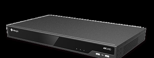Buy online Milesight 4K H.265 PoE NVR 5000 MS-N5016-UPT