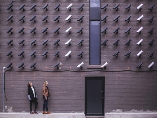'Hey! Why are watching me?!' – a word about privacy