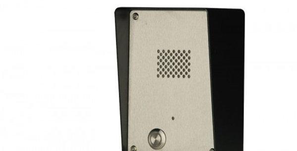 Mars Commerse SOLO-NX 1/S INOX P GSM door entry device