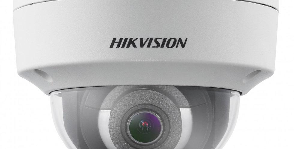 Buy online Hikvision 2MP Low-Light PoC Fixed Lens Dome Camera (DS-2CE56D8T-VPITE)